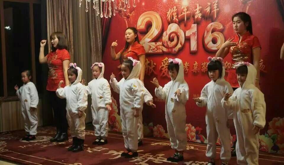 秦皇岛举办2016才艺献爱·孝亲敬老迎新之夜
