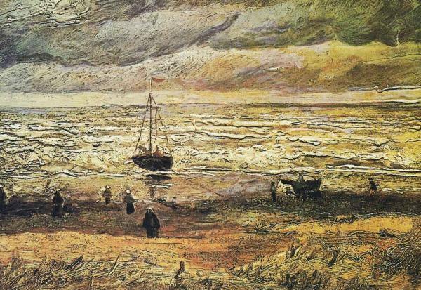 梵高画作被盗14年后惊现意大利