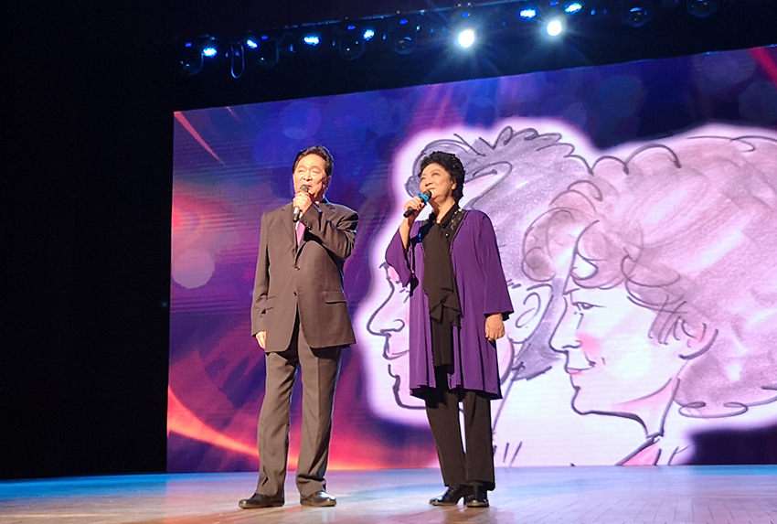 2019第五届中国诗歌春晚在北京剧院隆重举办